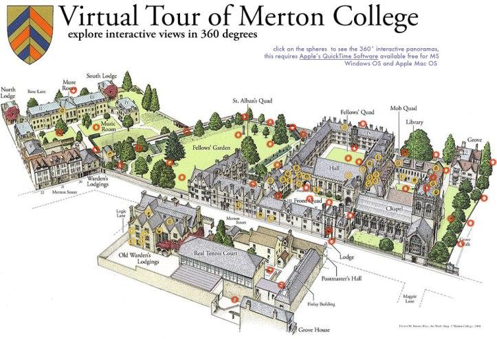 merton college