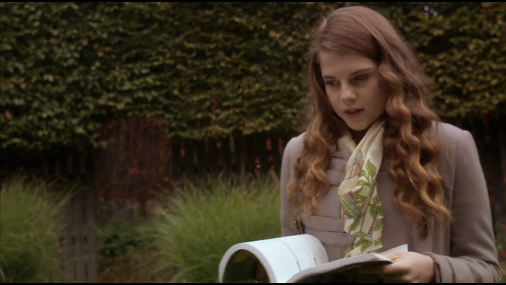Lucy Boynton as Zoe Suskin in Lewis episode, 'The Gift of Promise' (1)
