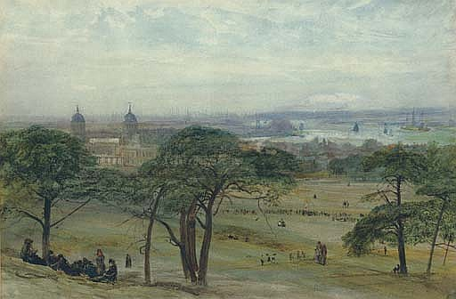 greenwich-park-by-john-william-inchbold